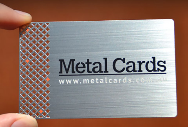 انواع کارت ویزیت